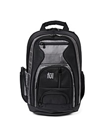 "Free Fallin' Padded Laptop Backpack, Fits Up to 17"" Laptops"
