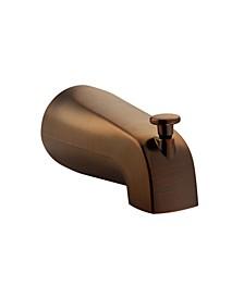 Pulse ShowerSpas NPT Connection Tub Spout with Diverter Collection