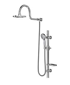 Pulse ShowerSpas Aquarain Shower System