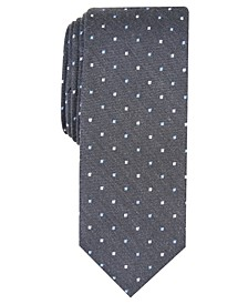 Men's Lindon Dot Tie, Created For Macy's