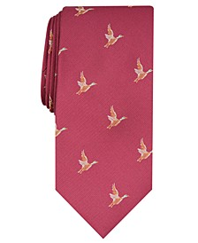 Men's Mallard Duck Print Tie, Created For Macy's