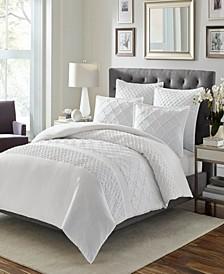 Mosaic  Full/Queen Comforter Set