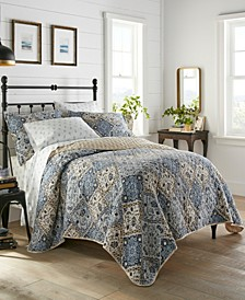 Arell King Quilt Set