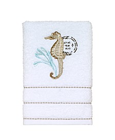 Farmhouse Shell Hand Towel