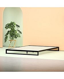 "Trisha 7"" Heavy Duty Low Profile Platform Bed Frame Collection"