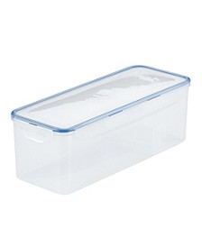 Easy Essentials 21.1-Cup Bread Box and Divided Food Storage Container