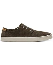 Men's Carlo Micro Corduroy Sneakers