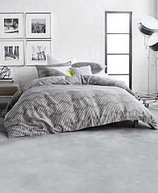 DKNY Dot Chevron Queen Comforter Set