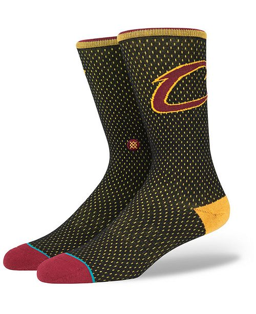 Stance Cleveland Cavaliers Arena Jersey Pack Crew Socks