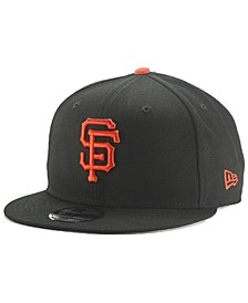 San Francisco Giants Basic 9FIFTY Snapback Cap