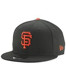 New Era San Francisco Giants Basic 9FIFTY Snapback Cap