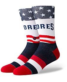Stance San Diego Padres Stars Crew Socks