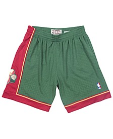 Men's Seattle SuperSonics Swingman Shorts