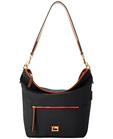 Wayfarer Nylon Small Hobo Crossbody