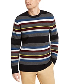 Men's Roadmap Regular-Fit Stripe Sweater
