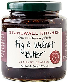 Fig & Walnut Butter