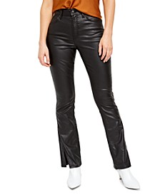 Spellbound Coated Bootcut Jeans