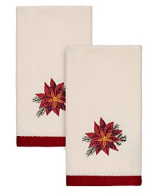 Avanti Cardinal 2-Pc. Fingertip Towels