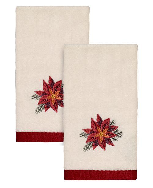 Avanti Cardinal 2-Pc. Fingertip Towels