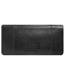 Casablanca Collection RFID Secure Ladies Trifold Wallet