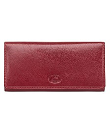 Equestrian-2 Collection RFID Secure Trifold Wallet