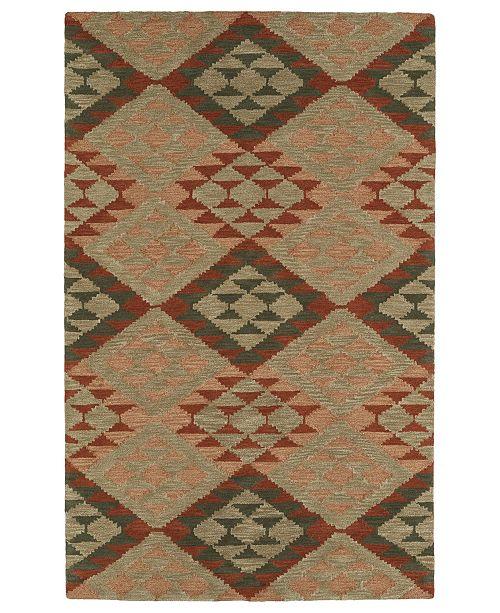 Kaleen Lakota LKT02-86 Multi 8' x 10' Area Rug