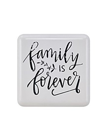 Family is Forever Farmhouse Home Decor Wall Art