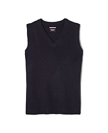 Husky Boys V-Neck Sweater Vest