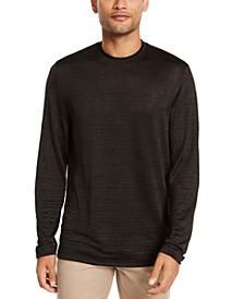 Men's Crinkle Textured T-Shirt, Created For Macy's