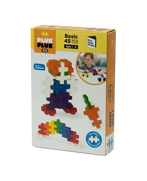 Plus-Plus Open Play - Big 45 Pc Basic
