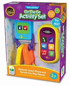 The Learning Journey on the Go Activity Set