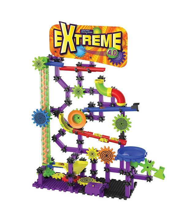 The Learning Journey Techno Gears Marble Mania- Extreme 4.0, 200 Plus Piece