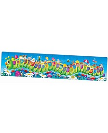 Long and Tall Puzzles- ABC Caterpillar