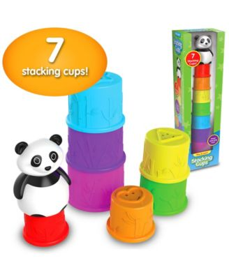 The Learning Journey Play and Learn Stacking Cups