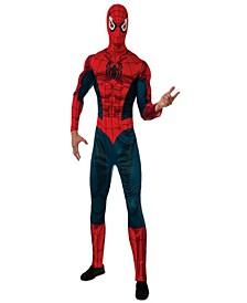 BuySeason Men's Deluxe Spider-Man Costume