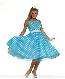 BuySeason Women's 50's Prom Dress Costume
