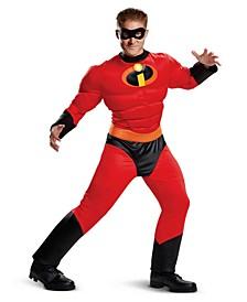BuySeason Men's Incibles 2 Mr. Incible Classic Muscle Costume