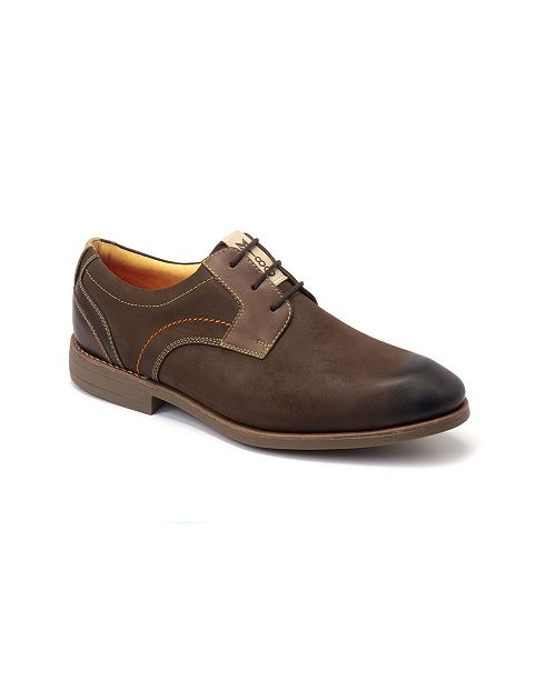 Sandro Moscoloni Plain Toe 3 Eyelet Oxford