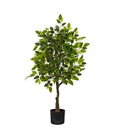 "39"" Ficus Artificial Tree"
