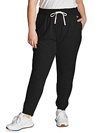 Plus Size Heritage French Terry Joggers