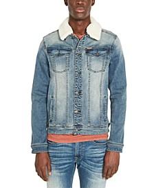 Men's Joe Sherpa Trucker Jacket