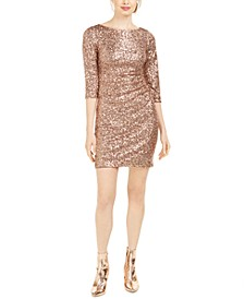 Petite Sequin Dress