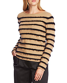 Vince Camuto Eyelash Stripe Sweater