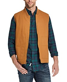 Men's Canvas Workwear Vest