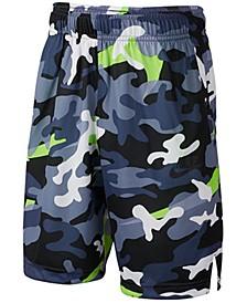 Big Boys Dri-FIT Camo-Print Shorts