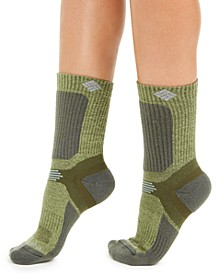 Women's Hike Crop Lightweight Crew Socks