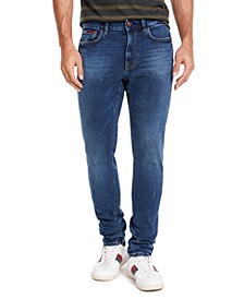 Men's Skinny-Fit Tapered Jeans, Created for Macy's