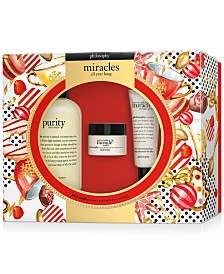 philosophy 3-Pc. Miracles All Year Long Gift Set