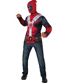 Men's Classic Deadpool Costume Top