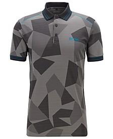 BOSS Men's Regular-Fit Polo Shirt